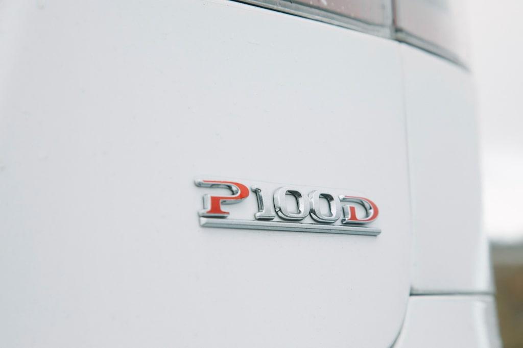 """Model S P100D hette modellen som tidigare som erbjöd """"Ludicrous Mode"""". Nu endast Model S Performance."""
