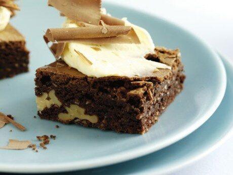 Tina Nordsröms brownies