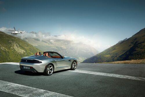 BMW Zagato Coupé, verklighet eller inte? Återstår att se...
