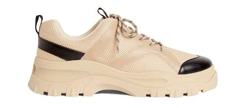 Chunky sneakers online 2020, från Monki.