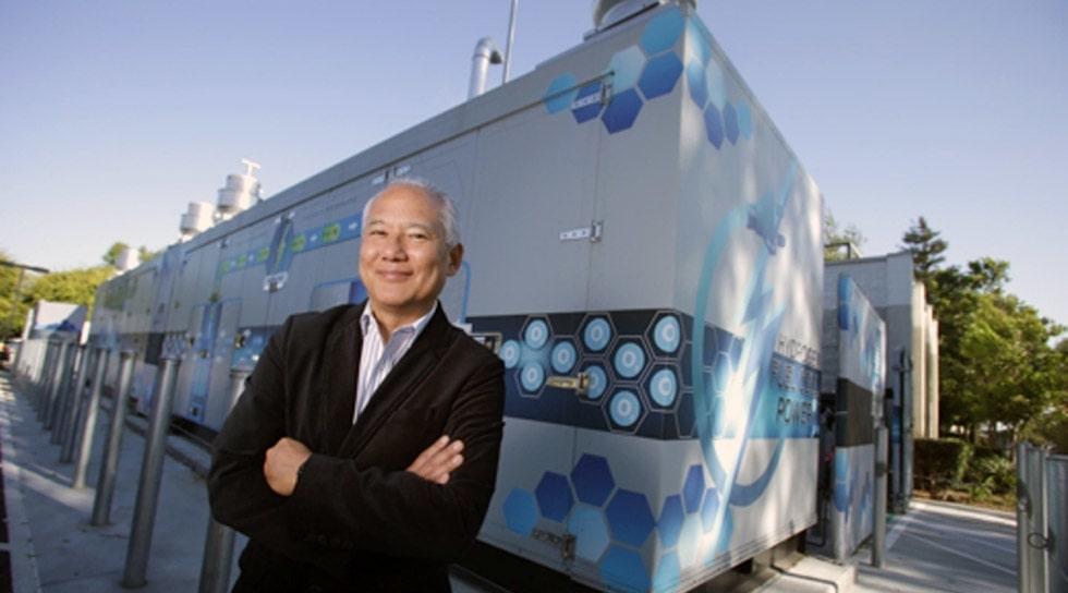 Toyotas huvudkontor i USA drivs av bränslecell