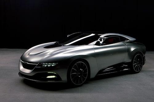 Tyvärr är Saab inte på plats på Frankfurtsalongen och kan därför inte visa upp sin konceptbil Phoenix som de visade på Genèvesalongen i våras.
