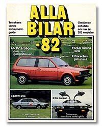 Alla Bilar 1982