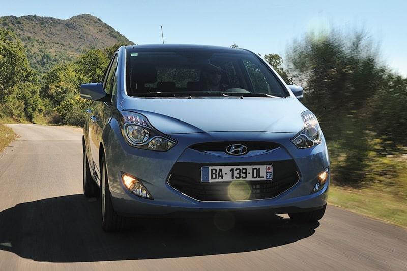 Provkörning av Hyundai ix20 1,4 CRDI