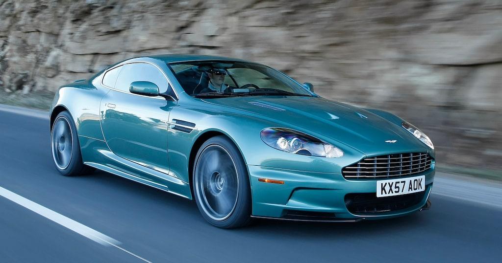 Aston Martin DBS, 2007-2012.