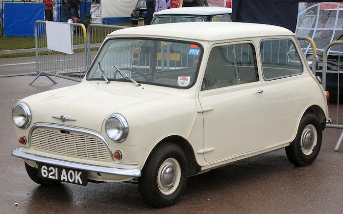 Morris Mini Minor 1959.