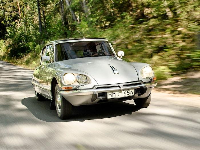 Citroën DS 23 Pallas 1975.