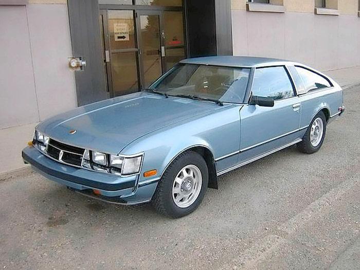 Toyota Celica Supra 1978-1981.