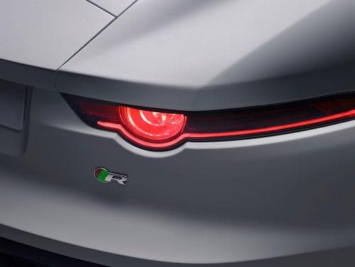 Jaguar F-Type R Coupé 2018