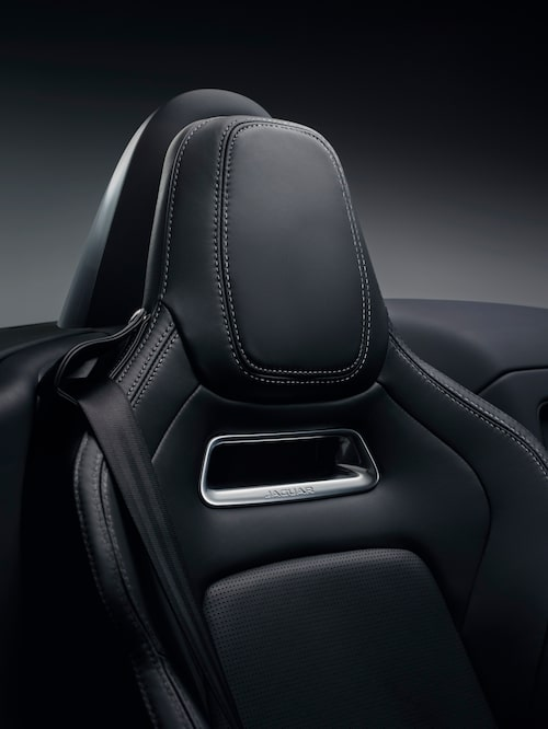 Jaguar F-Type R-Dynamic Cabriolet 2018