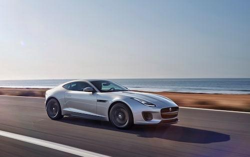 Jaguar F-Type 400 Sport Coupé 2018