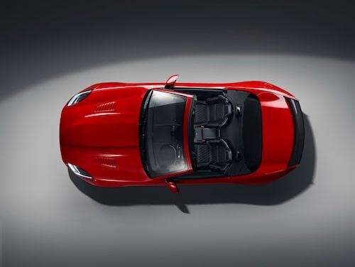 Jaguar F-Type SVR Cabriolet 2018