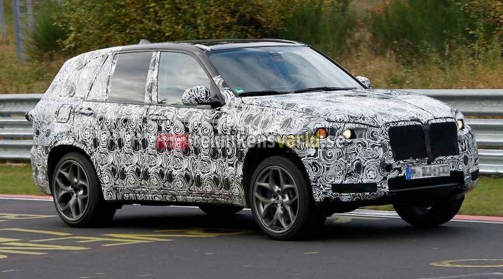 Nya BMW X5