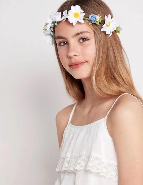 Blomsterkrans från Lindex.