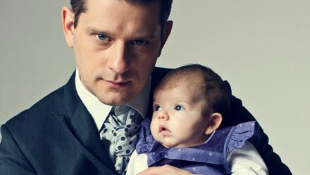 Årets papa 2010: Marcus Birro