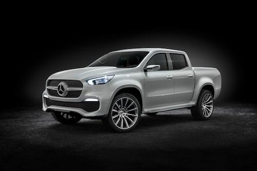 Mercedes Concept X-Class Stylish Explorer