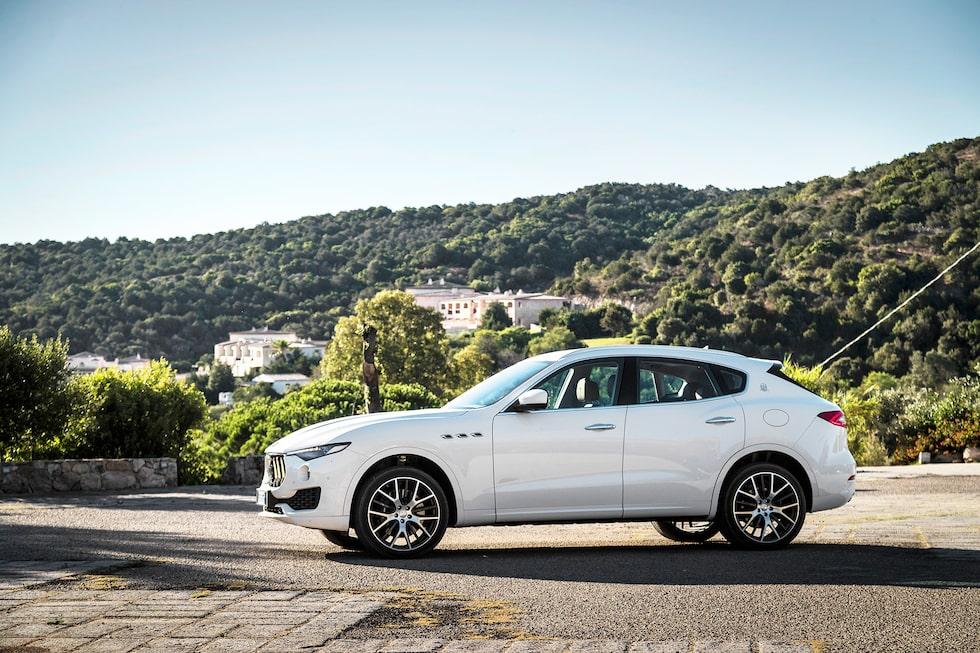 """Bensinförbrukningen på 1,09 l/mil är inget bekymmer om du har bestämt dig för """"the Maserati Experience""""."""