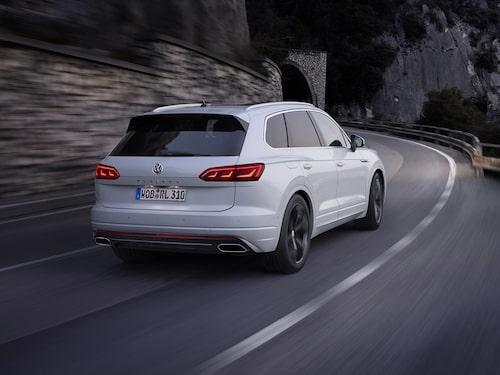 Volkswagen Touareg R kommer sannolikt inte förrän mot slutet av 2020 eller kanske, än mer troligt, under 2021.