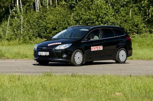 Ford Focus Kombi (golfklass)