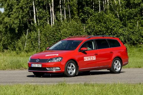 Volkswagen Passat Variant (mellanklass)