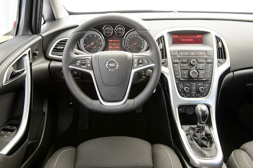 Opel Astra Sports Tourer (golfklass)