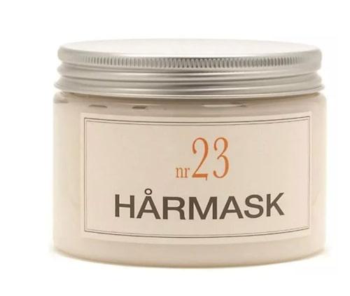Hårmask från Bruns Products.