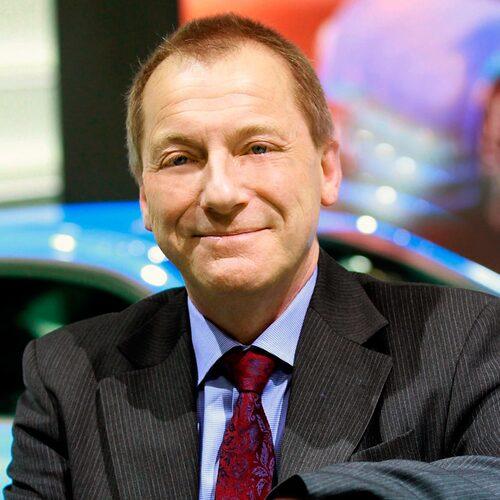 Thomas Possling, informationschef på Subaru Nordic.
