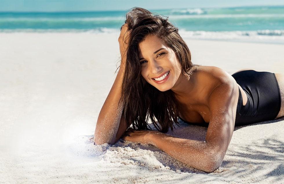 Bort med döda hudceller och fram med len och ren hud innan du applicerar din brun utan sol.