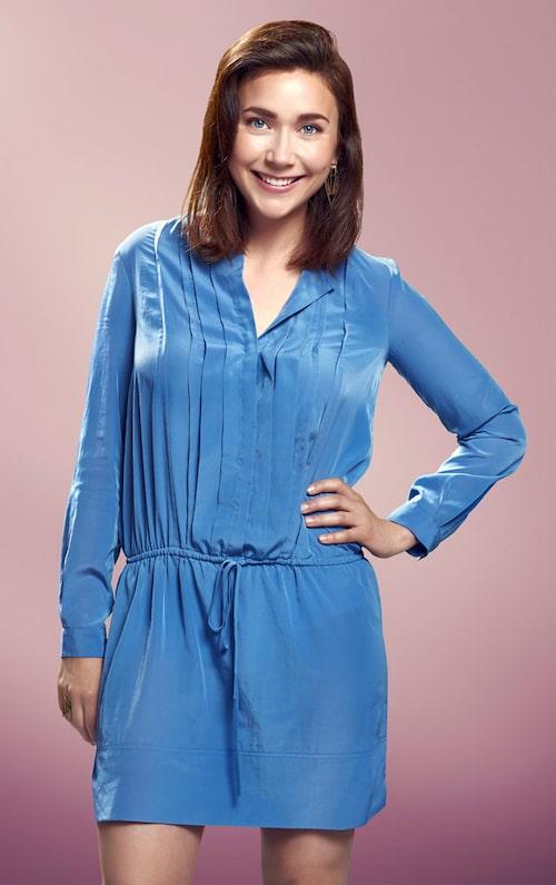 """Ulrika Ellemark har både skrivit manus och medverkar i """"Mammor"""". Foto: TV3"""
