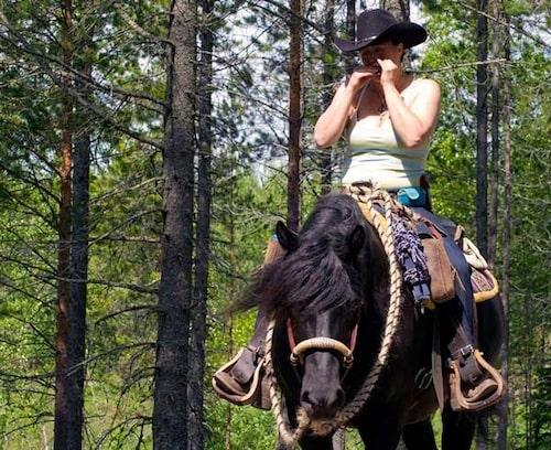 På Sun dance ranch kan du bejaka din vilda (västern) sida.