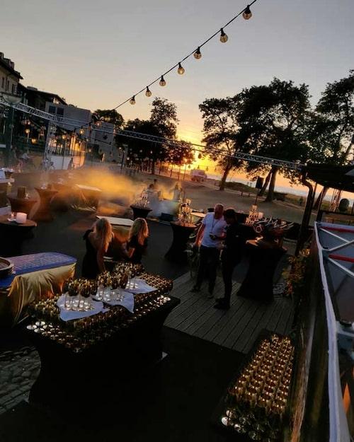 På Pepes bodega i Skåne är det alltid fest!