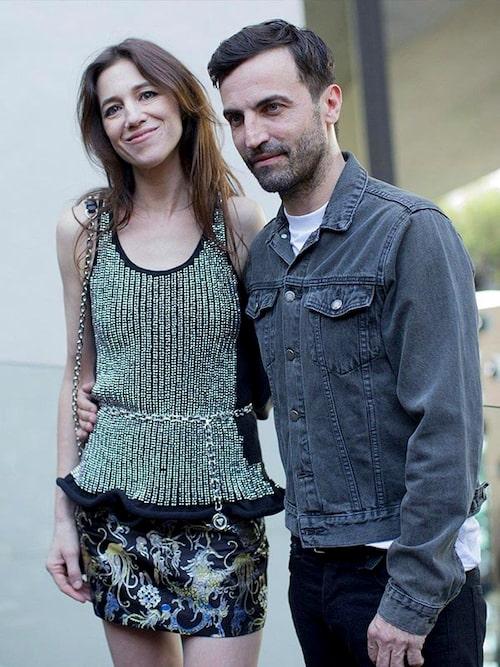 Nicolas Ghesquière har lärt henne mest av alla om stil.