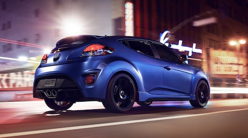 "Hyundai Veloster Turbo R-Spec ""Rally Edition"""