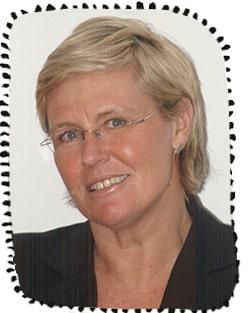 Karin Petterson, förlossningsöverläkare.