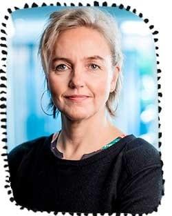 Ulrika Hagström, utredare, arbetsmiljö TCO.