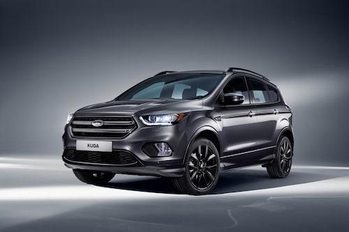 Ford Kuga (facelift)