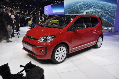 Volkswagen Up (facelift)