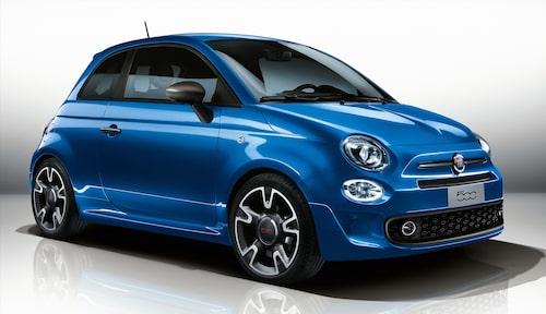 Fiat 500S (facelift)