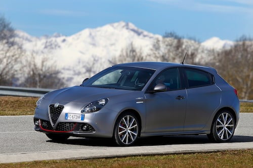Alfa Romeo Giulietta (facelift)