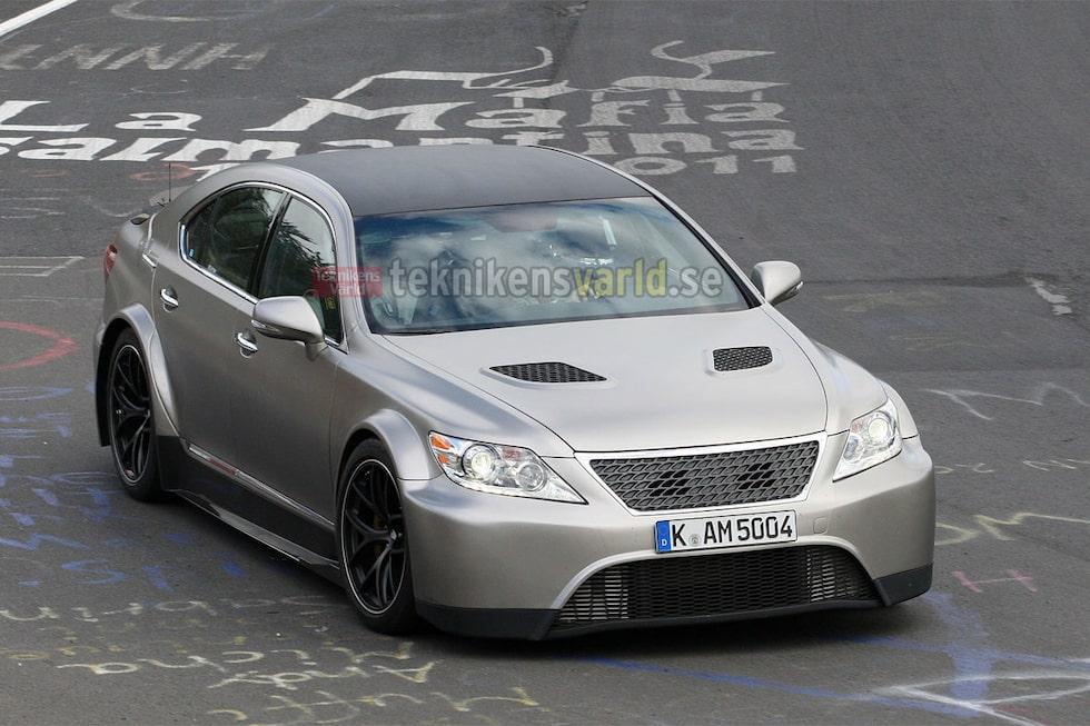 "Lexus ""LS F"" TMG Edition"