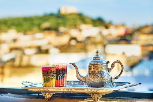 Du kommer dricka dig mätt på mintte under ditt besök till Marrakech!