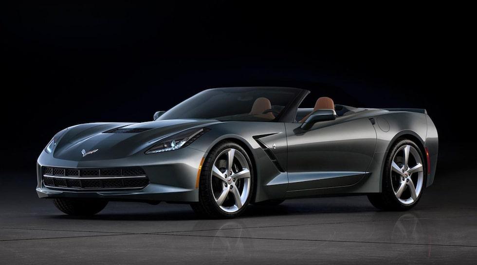 Corvette Stingray Cabriolet