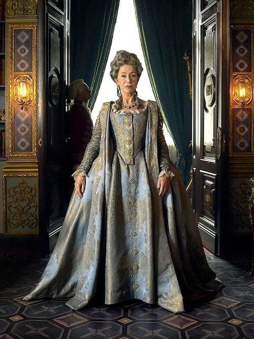 Helen som Katarina II.