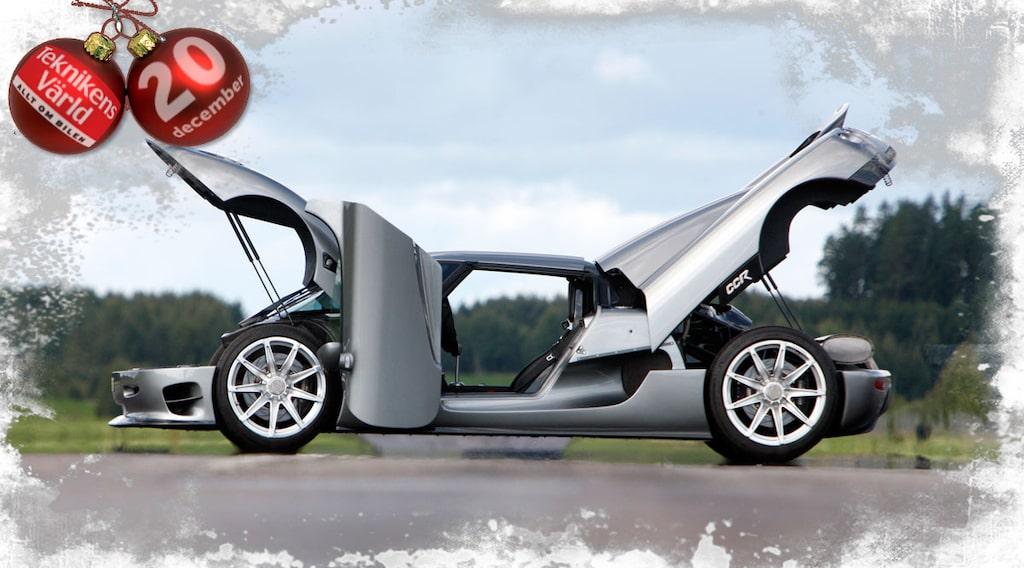 Koenigsegg CCR Evolution
