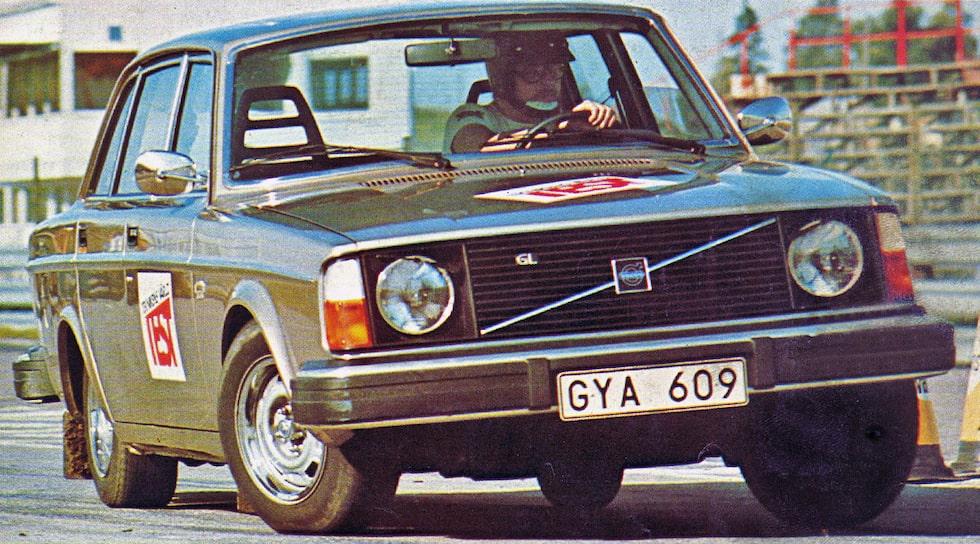 Volvo 244 GL 1974