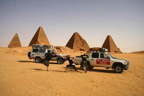 ...här vid Jebel Barkal.