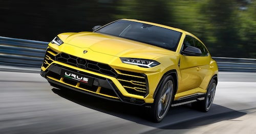 Produktionen av Lamborghinis framgångsrika modell Urus står nu stilla.