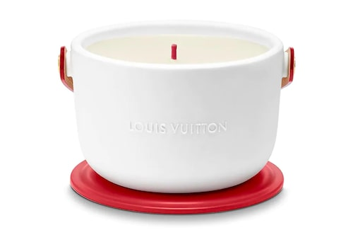 Doftljus från Louis Vuitton.
