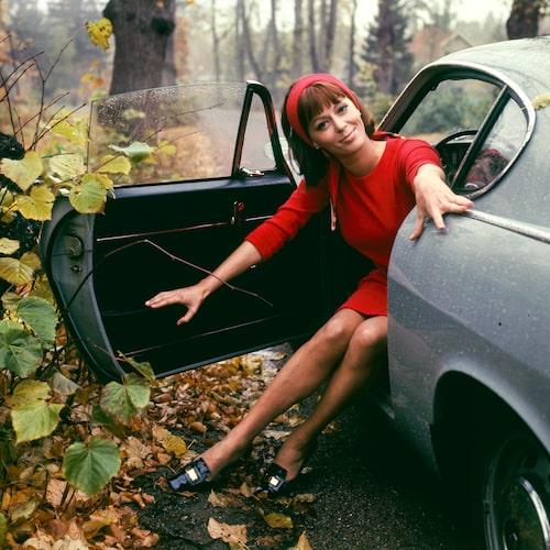 Lill Lindfors 1964.