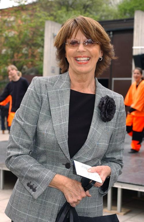 Lill Lindfors 2003.